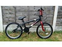 """Bmx 20"""" wheel apollo bike"""