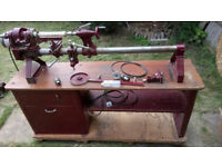 Coronet Major Combination Woodworking Machine and Lathe