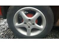 "15"" Seat Ibiza Alloy Wheels"