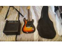 Westfield Electric Guitar Set-Up