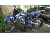 Yamaha yzf 426 450