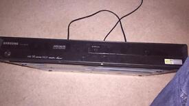 Samsung HDD Freeview recorder/DVD player