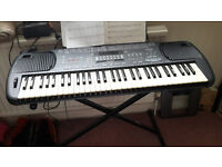 Electric Keyboard Technics sx-KN701