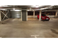 Secure, Indoor Parking Space in City Centre/Merchant City