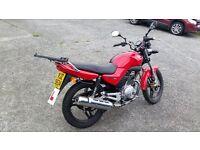 2007 Yamaha YBR125