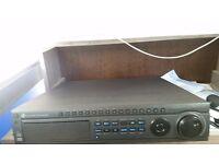 Cctv security sistem dvr recorder