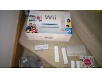 Wii console family edition