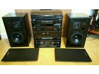 Technics hi fi in used condition! working! can deliver or post!