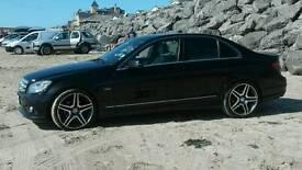 Mercedes-Benz c220 cdi sport