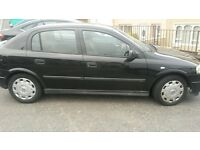 Vauxhall astra for sale good reliable car