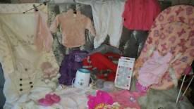 Bargain!!! Large Baby girls bundle.