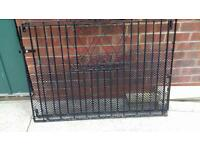 4ft wide 32inch high metal gates for sale