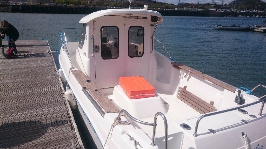 Cheap Used Jet Skis For Sale >> Arvor 215 fishing boat | in Plymouth, Devon | Gumtree