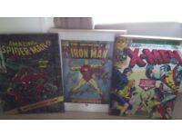 Framed Super hero's