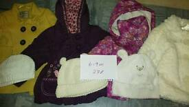 Bundle of clothes 6-9m