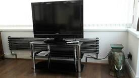 Lcd tv and stand
