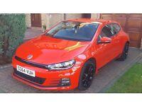 Volkswagen Scirocco 1.4 TSI BlueMotion Tech Hatchback 3dr FSH & Manufacturer's Warranty