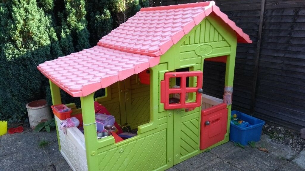 Smoby Floralie Playhouse In Caversham Berkshire Gumtree