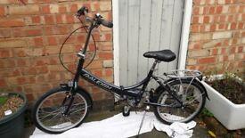 Folding Unisex bike