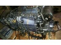 Yamaha 420 sti 240 hp diesel boat engines