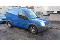 Transit connect t230l. lwb high roof. swap for L200.