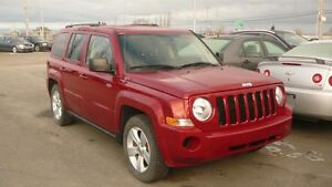 2010 Jeep Patriot North