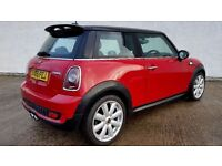 2009 MINI COOPER S - STOP/START 1 PREV OWNER-1 YEARS MOT- JUST SERVICED-NEW BRAKES(PART EX WELCOME)