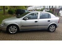 VAUXHALL ASTRA 1.6 MANUAL CAMBELT CHANGE