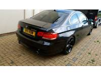 Bmw 335d coupe 95k fsh. Number plate not included