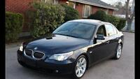 TRADE BMW 545i for old school