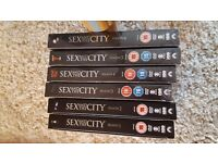 Sex and the city series 1-6