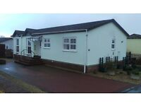 RESIDENTIAL PARK HOME FOR SALE WEST LOTHIAN BARGAIN AT £85000