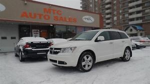 2010 Dodge Journey R/T, LEATHER, AWD