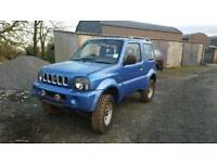 2000 Suzuki Jimny off road prepared 4x4