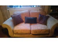 2x multiyork 2 seater sofas