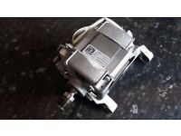 Zanussi Washing Machine motor spare part from ZWF16581W washing machine. In good working order
