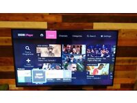 48 inch Samsung smart 3D Full HD model 6400