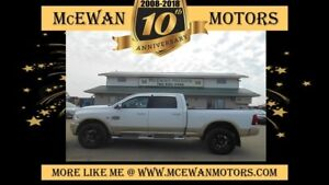 2012 Ram 3500 Laramie Longhorn Diesel