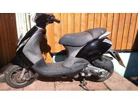 PIAGGIO ZIP 4T 50cc FULLY AUTOMATIC MOPED