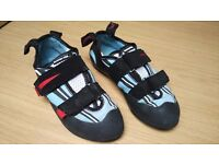 Rock climbing shoes - Red Chili - Size 6.5 UK (40 EUR)