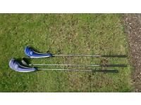 Mizuno woods golf clubs