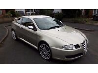 Alfa Romeo GT 2.0 JTS Coupe Selespeed 2dr low mileage