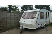 ELLDIS VOUGE 2/3 BERTH 1996 IN GOOD CLEAN CONDITIONS