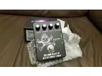 Guitar effect , High Distortion never used brand new