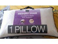 Memory Foam Plllow