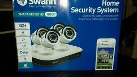 Swan security cameras