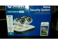 Swan security cameras