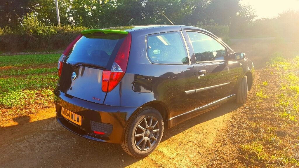 fiat punto sporting 1 4 16v in bloxham oxfordshire gumtree. Black Bedroom Furniture Sets. Home Design Ideas