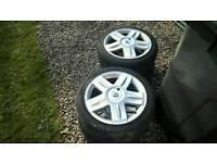 Renault Clio Sport Alloy wheels 16inch