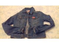 Ladies Superdry Denim Jacket